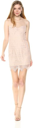 GUESS Women's Sleeveless Raven Lace Dress