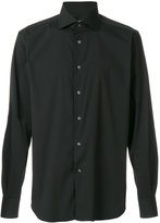 Corneliani plain shirt