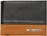 Billabong Dimension Wallet Colours Black