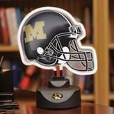 NCAA University of Missouri Neon Helmet Light