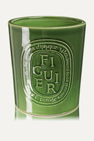 Diptyque Figuier Scented Candle, 1500g - White