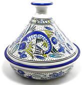 Le Souk Ceramique Aqua Fish Tagine