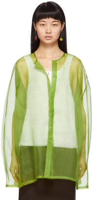 Collina Strada Green Marco Shirt