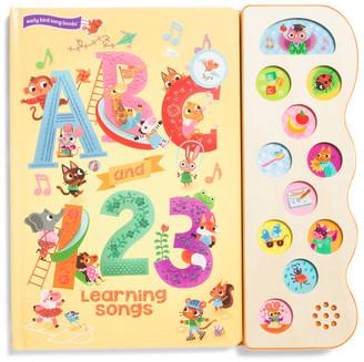 11 Button Sound Board Book