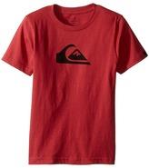 Quiksilver Mountain Wave Logo Screen Tee (Toddler/Little Kids)