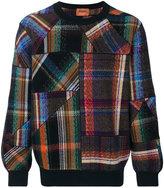Missoni patterned jumper