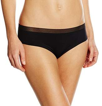 Palmers Women's Mikrofaser Panty Senses Boy Shorts,UK 6