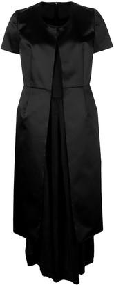 Comme des Garcons Deconstructed Midi Dress