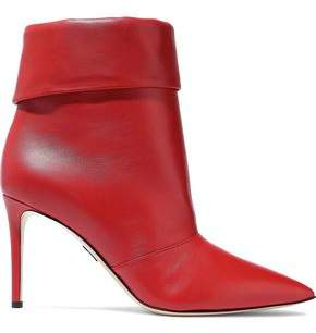 Paul Andrew Banner 85 Leather Ankle Boots