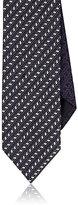 Ermenegildo Zegna Men's Striped Necktie