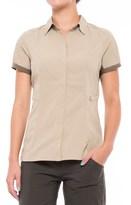 Sierra Designs Solar Wind Shirt - UPF 35, Short Sleeve (For Women)