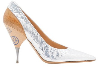 Maison Margiela Metallic pumps