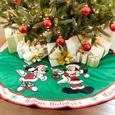 Disney Santa Mouse Tree Skirt