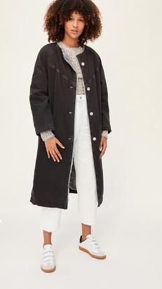 Isabel Marant Kaleia Denim Coat