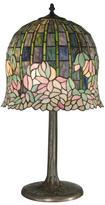 Dale Tiffany Flowering Lotus Replica Table Lamp