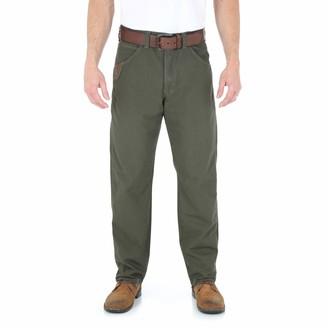 Wrangler Riggs Workwear Men's Big & Tall Ripstop Technical Pant