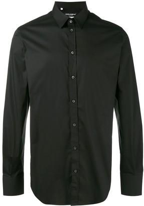 Dolce & Gabbana Small Collar Shirt