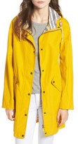 Barbour Women's Pegmatite Waterproof Hooded Raincoat