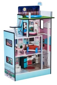 "Teamson Kids Dreamland Barcelona 3.5"" Dollhouse"