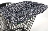 Balboa Baby Shopping Cart and High Chair Cover in Black Lattice