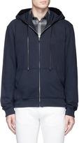 3.1 Phillip Lim 'WTF' embroidered zip hoodie