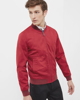 Ted Baker Cotton bomber jacket