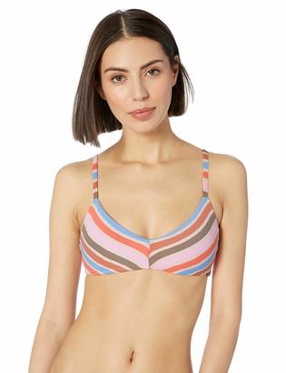 Maaji Women's Bralette with Adjustable Straps Bikini Top Swimsuit