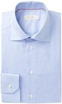 Eton Mini Houndstooth Slim Fit Dress Shirt