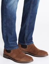 Marks and Spencer Suede Chelsea Boots
