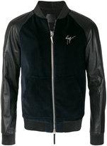 Giuseppe Zanotti Design - Lance bomber jacket