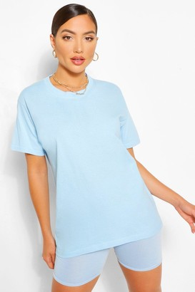 boohoo T-Shirt And Shorts Set