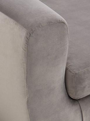 LavinaFabric 3 Seater Left Hand Corner Chaise Sofa