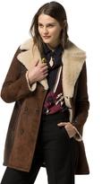 Tommy Hilfiger Vintage Shearling Coat