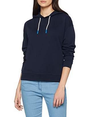 Esprit edc by Women's 029CC1J003 Sweatshirt, (Old Pink 680)