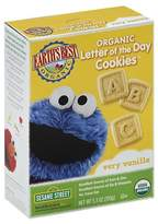 Earth Earth's Best Vanilla Letter of the Day Cookies - 5.3oz