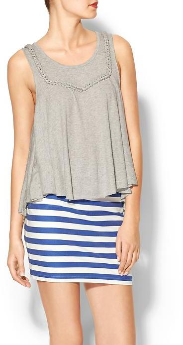 Free People Free Falling Drippy Tank
