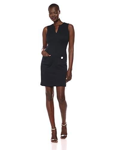 f99464c072a7 Navy Shift Dress Pockets - ShopStyle
