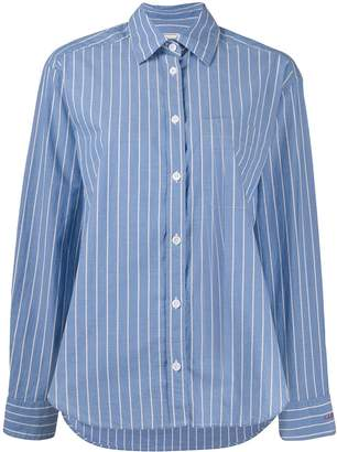 Zadig & Voltaire Zadig&Voltaire striped chemise shirt