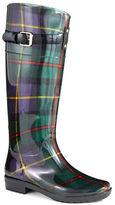 Lauren Ralph Lauren Rossalyn II Plaid Rainboots