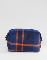 Mi-Pac Premium Make-Up Bag in Picnic Check