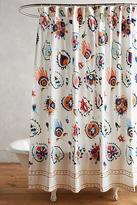 Anthropologie Jovana Shower Curtain