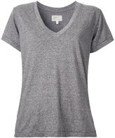 Current/Elliott V-neck T-shirt - women - Cotton/Polyester/Rayon - 0