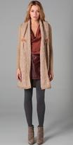 Philosophy Di Alberta Ferretti Toggle Sweater Coat