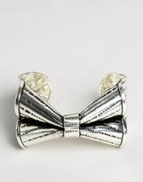 Asos Bow Cuff Bracelet