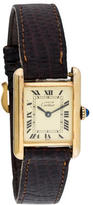 Cartier Tank Must de Watch