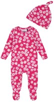 Juicy Couture Baby Knit Capri Daisy 2 Piece Footie Set