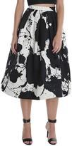 Paint Splatter Full Skirt