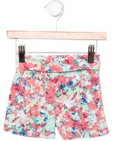 Splendid Girls' Abstract Print Shorts