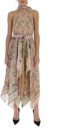 Zimmermann Paisley Print Dress