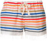 Lemlem striped shorts